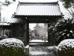 冬の観音寺
